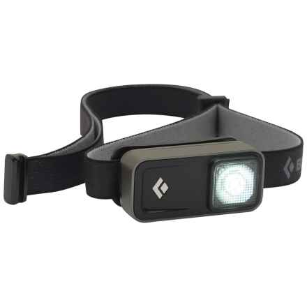 Black Diamond Equipment Ion LED Headlamp in Matte Black - Closeouts