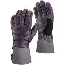 Black Diamond Equipment Iris Gore-Tex® Gloves - Waterproof, Insulated (For Women) in Nightshade - Closeouts