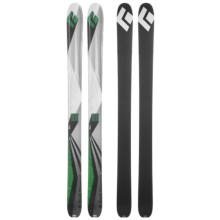 Black Diamond Equipment Justice Skis - Alpine in See Photo - Closeouts