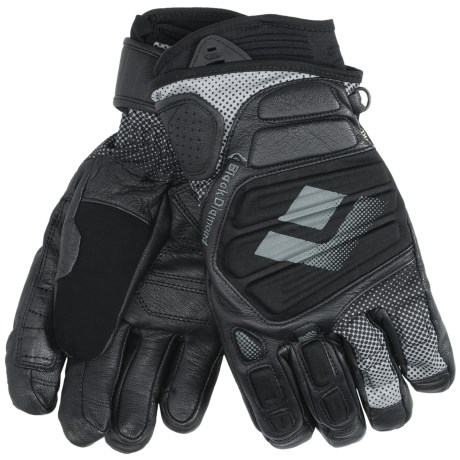 Black Diamond Equipment Legend Gore-Tex® XCR® Gloves - Waterproof, Insulated (For Men) in Black