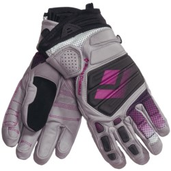 Black Diamond Equipment Legend Gore-Tex® XCR® Gloves - Waterproof, Insulated (For Women) in Black