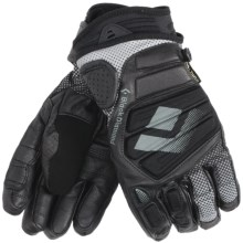 Black Diamond Equipment Legend Gore-Tex® XCR® Gloves - Waterproof, Insulated (For Women) in Black - Closeouts