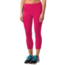 Black Diamond Equipment Levitation Capris (For Women) in Rose Red - Closeouts