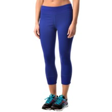Black Diamond Equipment Levitation Capris (For Women) in Spectrum Blue - Closeouts