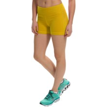 Black Diamond Equipment Levitation Shorts (For Women) in Ochre - Closeouts