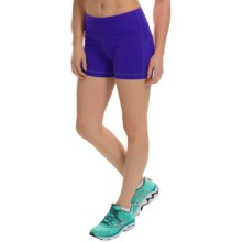 Black Diamond Equipment Levitation Shorts (For Women) in Spectrum Blue - Closeouts