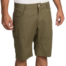 Black Diamond Equipment Lift-Off Shorts (For Men) in Burnt Olive - Closeouts