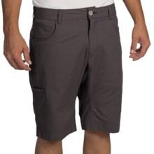 Black Diamond Equipment Lift-Off Shorts (For Men) in Slate - Closeouts