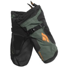 Black Diamond Equipment Mercury Mittens - Waterproof, Insulated (For Men) in Gunmetal - Closeouts