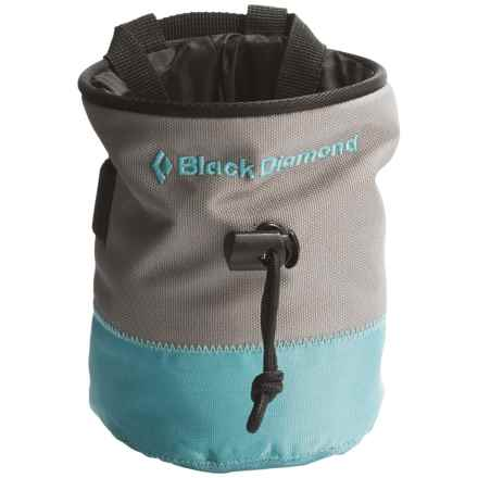Black Diamond Equipment Mojo Repo Chalk Bag in Green - Closeouts