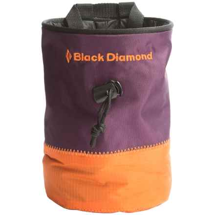 Black Diamond Equipment Mojo Repo Chalk Bag in Purple - Closeouts