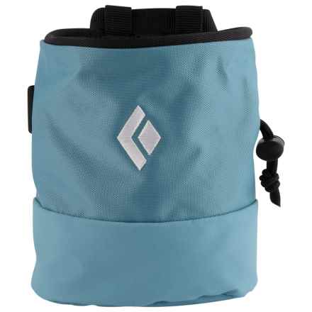 Black Diamond Equipment Mojo Zip Chalk Bag in Aruba - Closeouts