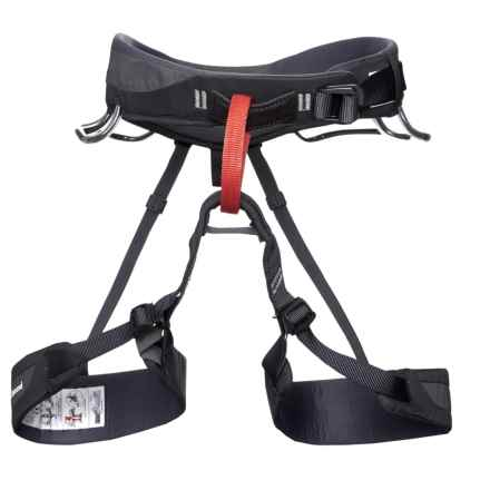 Black Diamond Equipment Momentum Harness (For Men) in Graphite - Closeouts