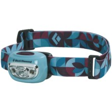 Black Diamond Equipment Moxie LED Headlamp in Crystal Blue - 2nds