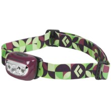Black Diamond Equipment Moxie LED Headlamp in Raspberry Radiance - 2nds