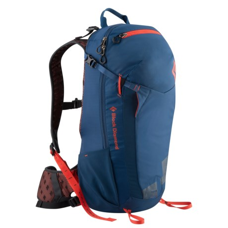 Black Diamond Equipment Nitro Backpack - Internal Frame in Dark Denim