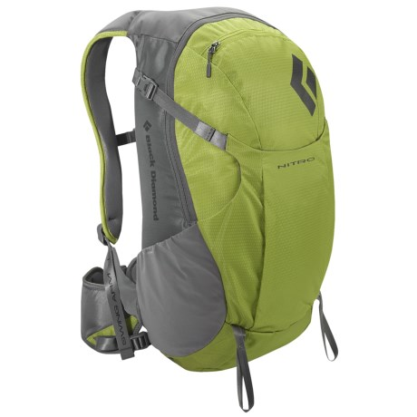 Black Diamond Equipment Nitro Backpack - Internal Frame in Gecko