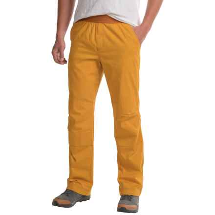 Black Diamond Equipment Notion Pants (For Men) in Gold - Closeouts