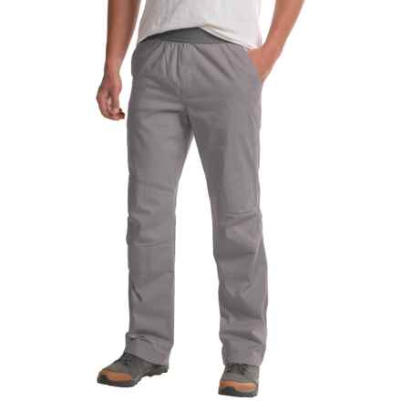 Black Diamond Equipment Notion Pants (For Men) in Nickel - Closeouts