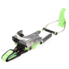 Black Diamond Equipment O1 Telemark Ski Bindings in Green Flash - Closeouts