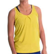 Black Diamond Equipment Open Air Tank Top (For Women) in Citrine - Closeouts