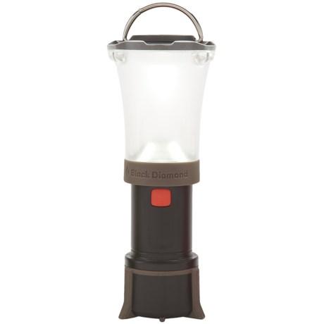Black Diamond Equipment Orbit LED Lantern in Lime Green