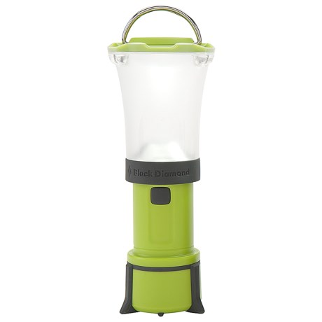 Black Diamond Equipment Orbit LED Lantern in Lime Green