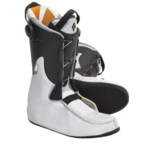 Black Diamond Equipment Power Fit Light Ski Boot Liners - BOA® (For Men) in See Photo - Closeouts