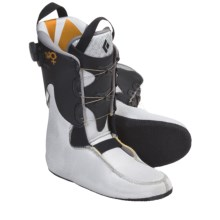Black Diamond Equipment Power Fit Light Ski Boot Liners (For Women) in See Photo - Closeouts