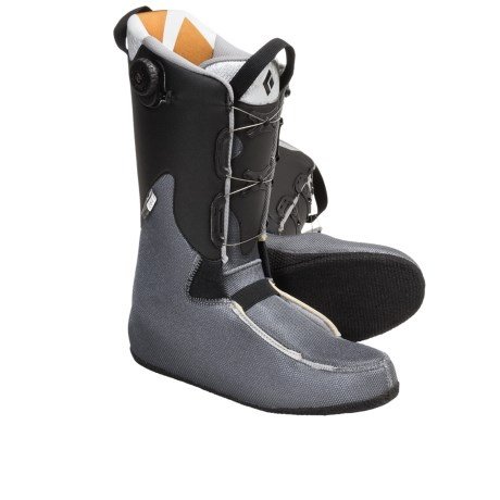 Black Diamond Equipment Power Fit Ski Boot Liners (For Men) in See Photo