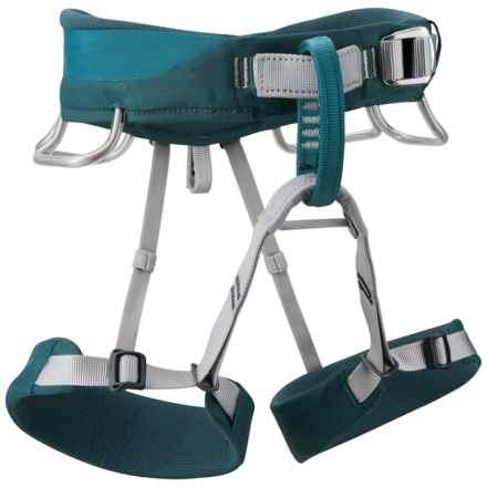 Black Diamond Equipment Primrose Harness (For Women) in Morrocan Blue - Closeouts