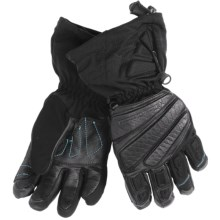 Black Diamond Equipment Prodigy Gore-Tex® XCR® Gloves - 3-in-1, Waterproof, Insulated (For Women) in Black - Closeouts