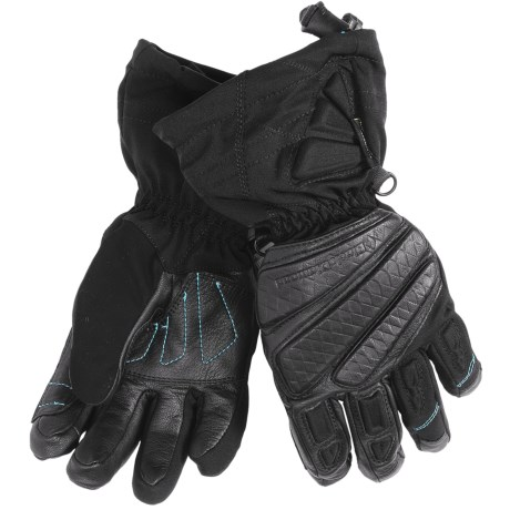 Black Diamond Equipment Prodigy Gore-Tex® XCR® Gloves - 3-in-1, Waterproof, Insulated (For Women) in Black