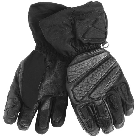 Black Diamond Equipment Prodigy Gore-Tex® XCR® Gloves - Waterproof, Insulated (For Men) in Black