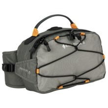 Black Diamond Equipment Prowler 0.5 Lumbar Pack in Dolomite - Closeouts