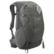 Black Diamond Equipment Pulse Backpack - Internal Frame (For Women) in Steel - Closeouts