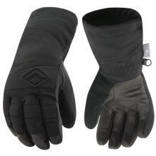 Black Diamond Equipment Punisher Gloves - Waterproof, Insulated (For Women) in Black - Closeouts