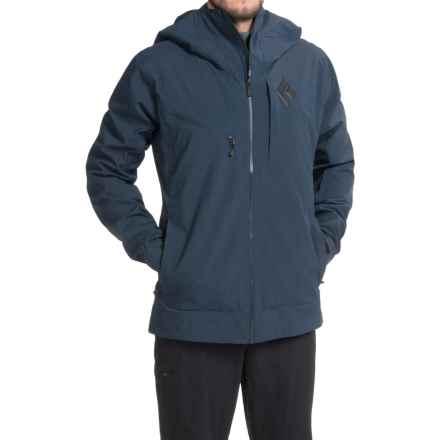 Black Diamond Equipment Recon Windstopper® Jacket (For Men) in Captain - Closeouts