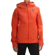 Black Diamond Equipment Recon Windstopper® Jacket (For Women) in Octane - Closeouts