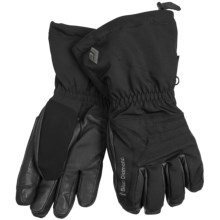 Black Diamond Equipment Renegade Gore-Tex® XCR® Gloves - Waterproof, Insulated (For Men) in Black - Closeouts