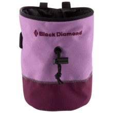Black Diamond Equipment Repo Chalk Bag in Purple/Purple - Closeouts