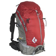 Black Diamond Equipment Revelation AvaLung Snowsport Backpack in Chili Pepper - Closeouts