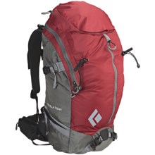 Black Diamond Equipment Revelation Snowsport Backpack - Internal Frame in Chili Pepper - Closeouts