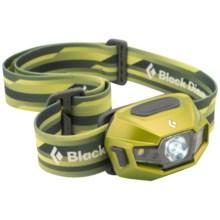 Black Diamond Equipment ReVolt Headlamp - Rechargeable in Metallic Citron - Closeouts