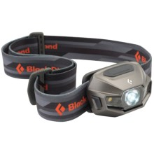 Black Diamond Equipment ReVolt Headlamp - Rechargeable in Titanium - Closeouts