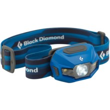 Black Diamond Equipment ReVolt Headlamp - Rechargeable in Ultra Blue - Closeouts