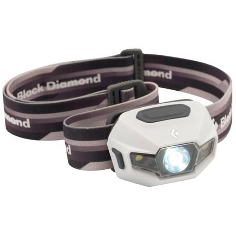 Black Diamond Equipment ReVolt Headlamp - Rechargeable in Ultra White