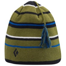 Black Diamond Equipment Rolando Beanie Hat (For Men and Women) in Olive - Closeouts