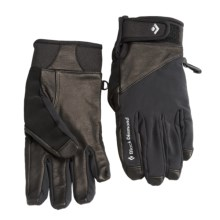 Black Diamond Equipment Scree Gloves (For Men and Women) in Black - Closeouts