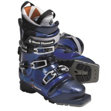 Black Diamond Equipment Seeker Telemark Ski Boots (For Men and Women) in Indigo - Closeouts